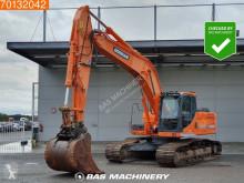 Doosan DX255 escavadora de lagartas usada