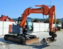 Escavatore gommato Hitachi ZX 85US-3*Topzustand!