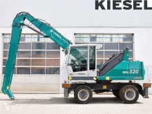 Fuchs MHL320 D pelle de manutention occasion