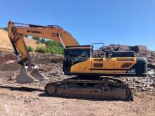 Hyundai HX520 L excavadora de cadenas usada