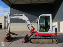 Takeuchi TB145 mini-excavator second-hand