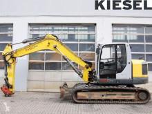 Excavadora Wacker Neuson 14504 excavadora de cadenas usada