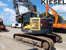 Excavadora Volvo ECR235 DL excavadora de cadenas usada