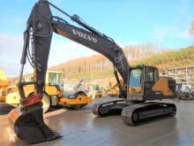 Excavadora Volvo EC 250 ENL excavadora de cadenas usada