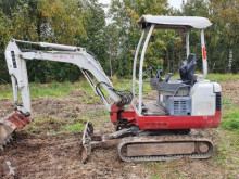 Takeuchi TB016 Minibagger mini-excavator second-hand