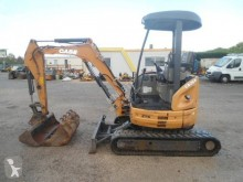 Case CX26B ZTS mini-excavator second-hand