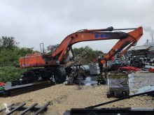 Hitachi EX 215 W used wheel excavator