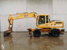 Excavadora Liebherr A904 Litronic excavadora de ruedas usada