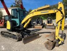 Excavadora Yanmar VIO 57 U miniexcavadora usada