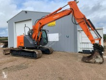 Hitachi ZX135US-3 used track excavator