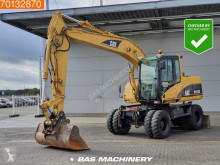 Escavatore gommato Caterpillar M313C