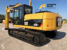 Caterpillar 323DL excavator pe şenile second-hand