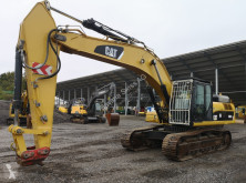 Caterpillar CAT 336 DLN excavator pe şenile second-hand