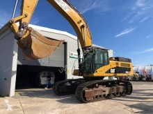 Caterpillar 345DL 345dlme excavator pe şenile second-hand