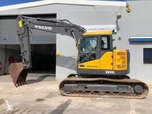 Excavadora excavadora de cadenas Volvo ECR145