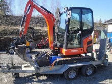 Kubota KX019-4 mini-excavator second-hand