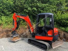 Kubota KX61-3 tweedehands mini-graafmachine