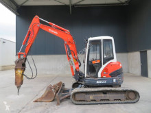 Kubota U 50-3 A mini-excavator second-hand
