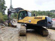 Excavadora Volvo EC240CNL excavadora de cadenas usada
