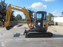 New Holland excavator used