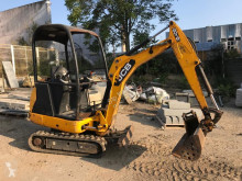 JCB 8016 mini-escavadora usada