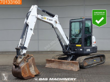 Bobcat E 45 mini-excavator second-hand