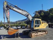 Escavadora Volvo EC210 escavadora de lagartas usada