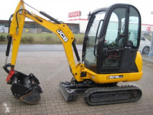 Excavator JCB 8018 second-hand