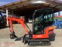 Kubota KX016-4 excavator used