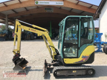 Excavadora Yanmar SV 17 ex usada