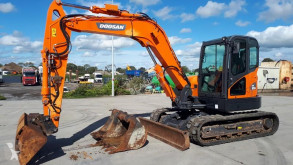 Mini escavatore Doosan DX85r