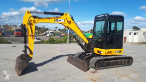 JCB 55Z-1 mini-excavator second-hand
