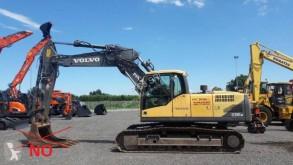 Escavadora Volvo EC210 CNL escavadora de lagartas usada