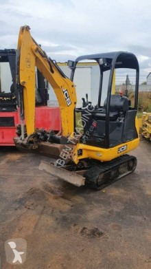 JCB EFG15 mini-excavator second-hand