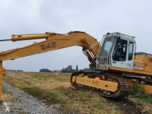 Liebherr R942 HDSL Litronic Kettenbagger excavator pe şenile second-hand