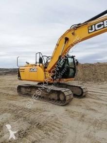 JCB JS200 koparka gąsienicowa excavator pe şenile second-hand