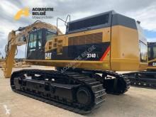 Caterpillar 374DL used track excavator