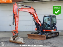 Kubota KX080-4 mini-excavator second-hand