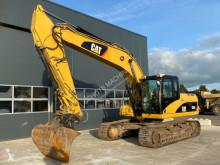 Excavadora Caterpillar 320 D excavadora de cadenas usada
