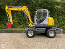 Wacker Neuson 9503-2 escavatore gommato usato