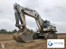 Liebherr R984C Litronic used track excavator