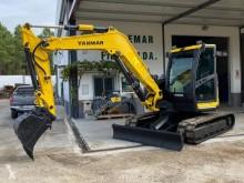 Escavadora Yanmar VIO 80-U mini-escavadora usada