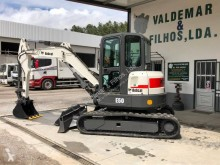 Mini escavatore Bobcat E 50