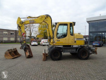 Liebherr A309 used wheel excavator