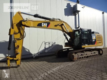 Caterpillar 329ELN tweedehands rupsgraafmachine