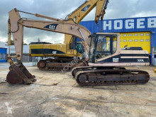 Caterpillar 320L used track excavator