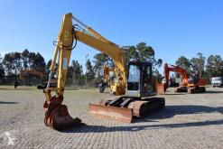 Komatsu PC138US-2E1 used track excavator