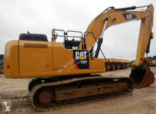 Caterpillar 336FL excavator pe şenile second-hand