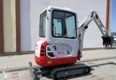 Takeuchi TB216 Minibagger mini-excavator second-hand