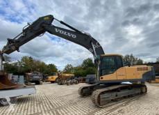 Escavadora Volvo EC 290 CNL escavadora de lagartas usada